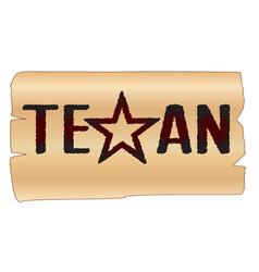 Texan vector