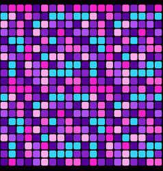 tile wall background colorful seamles vector image