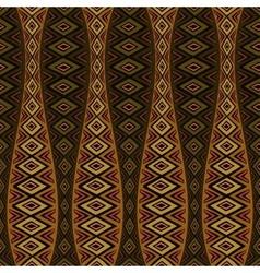 vintage hand-drawn seamles pattern vector image