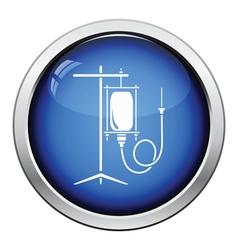 Drop counter icon vector image