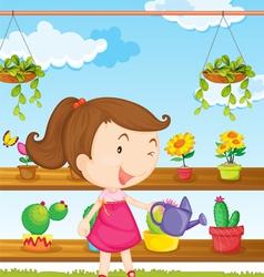 Cartoon vector image