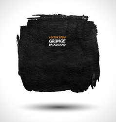 Grunge business background vector image