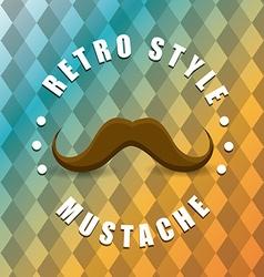 Hispter design vector image