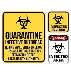 Quarantine vector