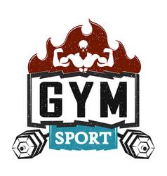 Design of gym vector