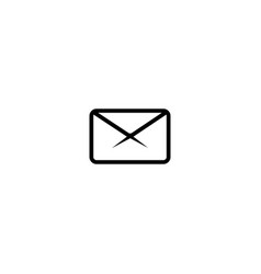 Mail icon graphic design template simple vector