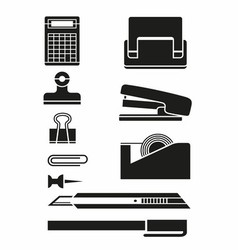 Office Business Icons vector