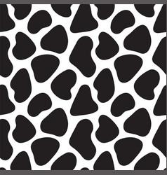animal skin texture simple seamless pattern vector image