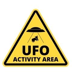 UFO ships vector