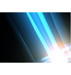 technology digital future abstract light stripe vector image vector image