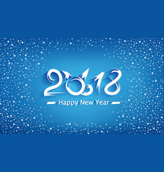 background for new year year dog vector image