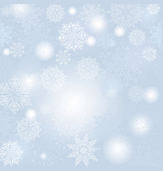 snow blur pattern christmas winter holiday snowy vector image