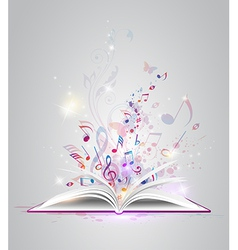 book note vector image vector image