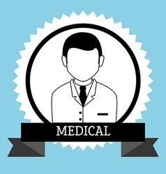 Medical healthcare icon vector