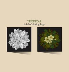 Tropic vector