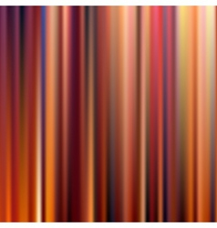Blurred Stripes vector image vector image