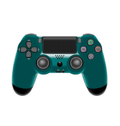 gamepad for a console gamegame controller isolate vector image