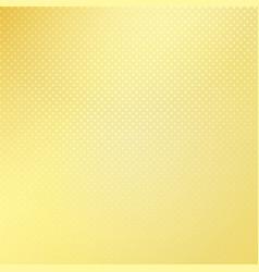 Golden half tone background vector