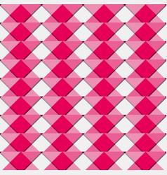 irregular mosaic grid repeatable background vector image