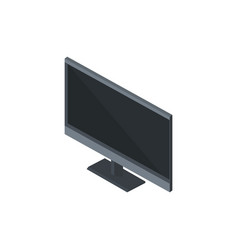 Monitor technology hardware device computer vector