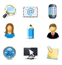 web icons | bella series 3 vector image