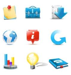 web icons | bella series 4 vector image vector image