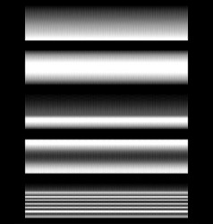 Abstract elements with vertical parallel straight vector