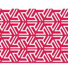 Seamless traditional geometrical vector image vector image