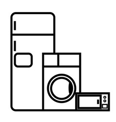 appliances icon vector image