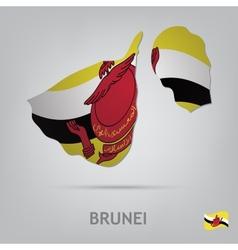 Brunei vector