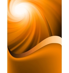 Abstract burst card Template EPS 8 vector image