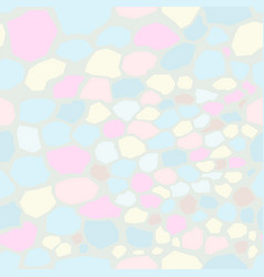 Seamless unicorn marble pattern vector