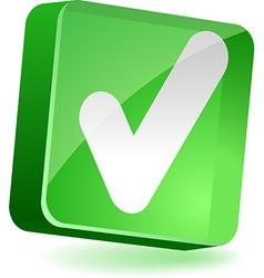 Validation Icon vector