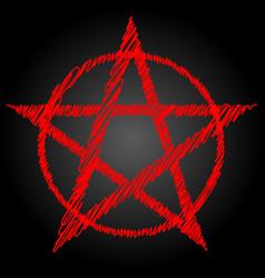 Pentacle Pentagram Vector Images (over 340)