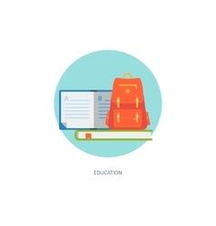 School icon vector