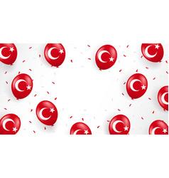 Turkey holiday vector