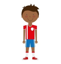 player avatar isolated icon design vector image