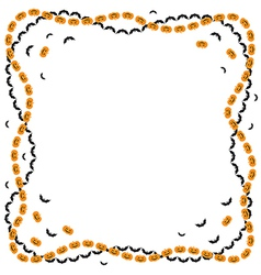 Halloween beads vector
