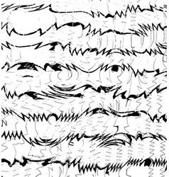 Zigzags vector