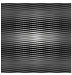 background with seamless circle perforated vector image