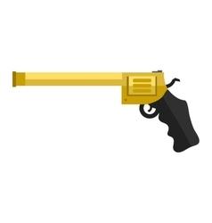 Mmilitary pistol gun vector