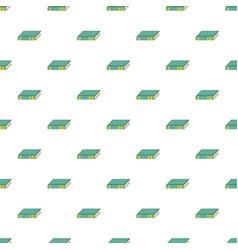 Book biology pattern seamless vector