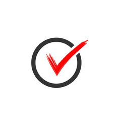 Checklist template design vector