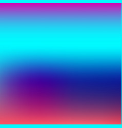 Colorful abstract light neon blurred gradients vector