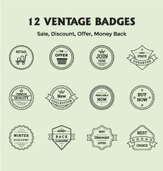 Sale-discount-offer-money-back vector