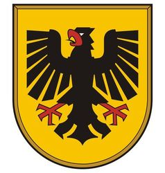 Dortmund Coat of Arms vector image