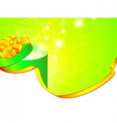 present vector image vector image