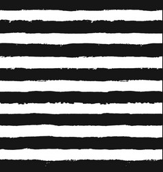 Stripes pattern from brush strokes vector