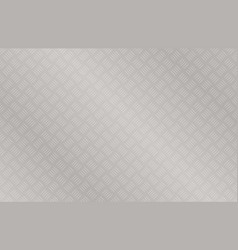 walk way steel diamond plate texture vector image
