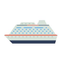 ship icon image vector image vector image